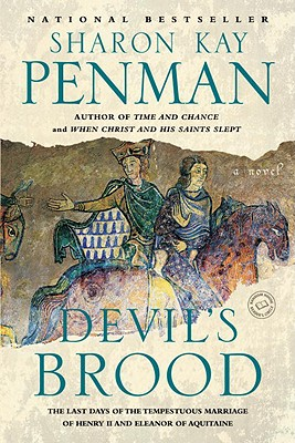 The Devil's Brood By Penman, Sharon Kay