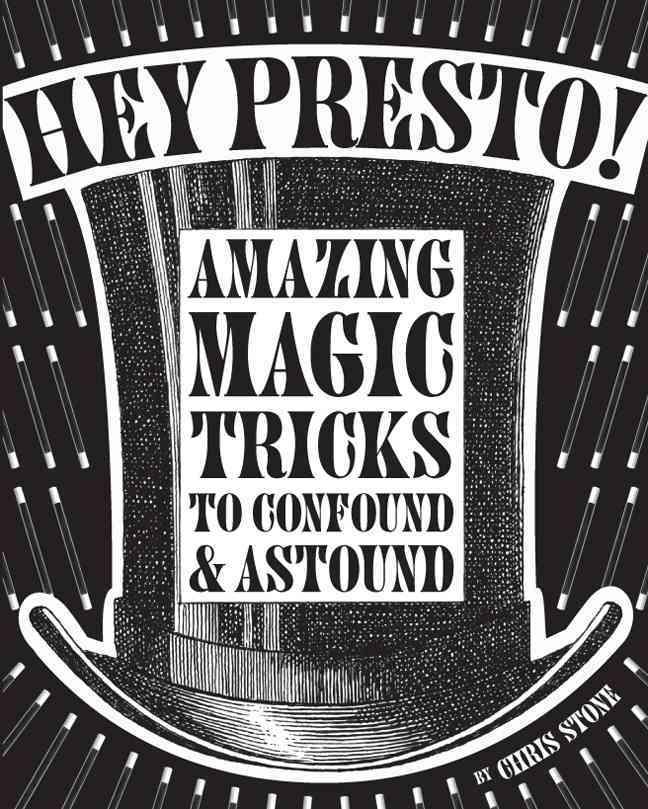Hey Presto! By Stone, Chris